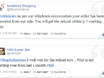 Why you should AVOID Indiatimes Shopping !!